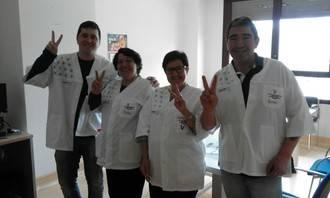 La Unidad de Daño Cerebral del IEN pone en marcha un proyecto de voluntariado a cargo de pacientes dados de alta