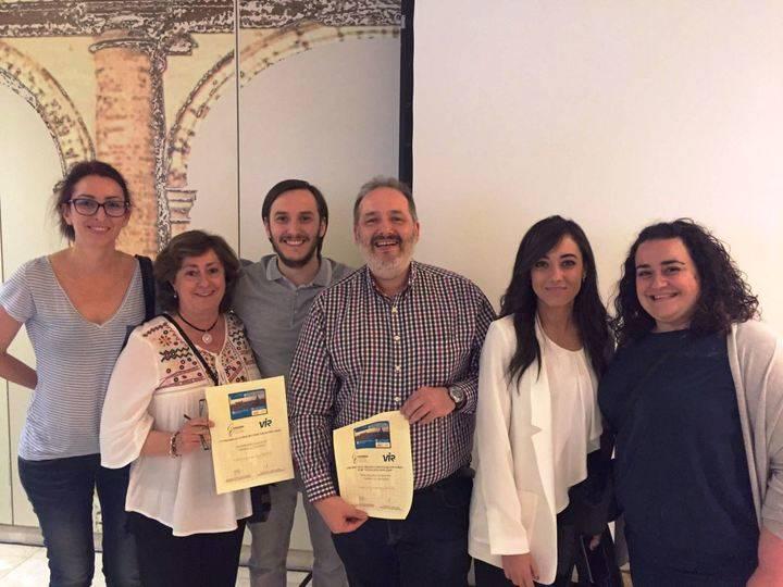 El VII Congreso Semergen Castilla-La Mancha reconoce el trabajo de profesionales del Centro de Salud de Azuqueca de Henares
