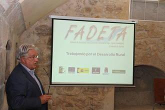 Jesús Ortega, nuevo presidente de FADETA