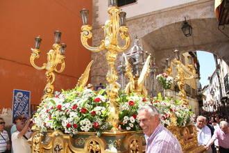 Pastrana vivirá intensamente su fiesta del Corpus Christi