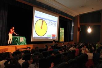 Unos 600 niños participarán en la Gala Final de la Liga de los Libros, este sábado en Marchamalo