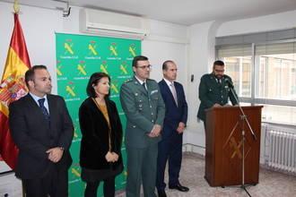 La Guardia Civil de Guadalajara celebra los 172 años del Instituto Armado