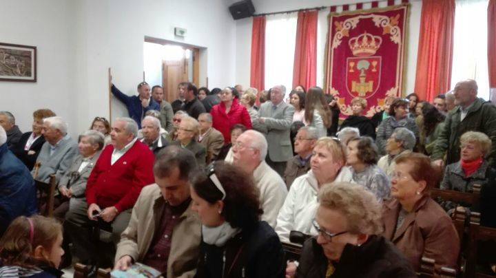 Pareja pone fin a su Abril Cultural con la celebración del Día del Libro