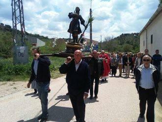 Escariche celebró el día de San Isidro Labrador