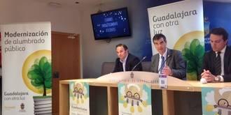 Guadalajara dejará de emitir 4.425 toneladas de CO2 al año gracias a la nueva gestión del suministro energético