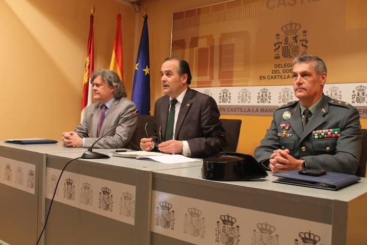 Comienza una campaña de vigilancia de ciclistas y motoristas de la DGT en Castilla-La Mancha