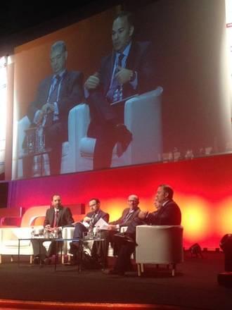 El vicealcalde de Guadalajara participa en el V Congreso de Servicios Energéticos
