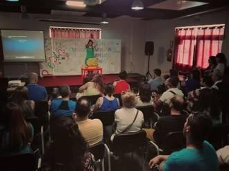 El IV Maratón Viajero de los Cuentos de Yebes cumple el reto de llegar al medio centenar de narradores
