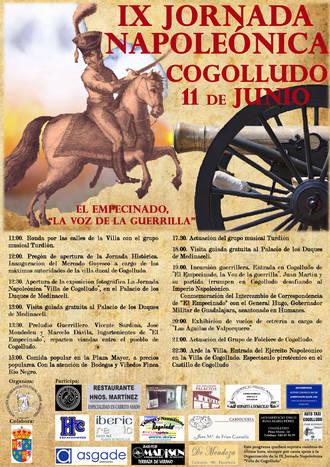 Cogolludo vuelve a la Guerra de la Independencia en su IX Jornada Napoleónica