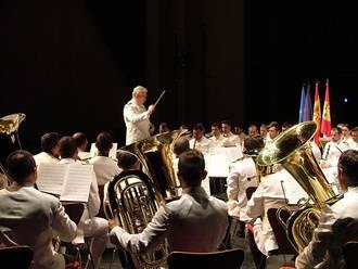 Música militar, lírica y danza, intensa programación en el TABV esta semana