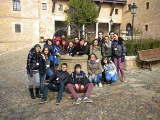 Sigüenza acoge el II Encuentro de Centros Jóvenes de Guadalajara