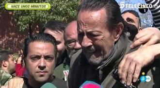 Julián Muñoz sale de la cárcel, pide perdón a Marbella y dice que