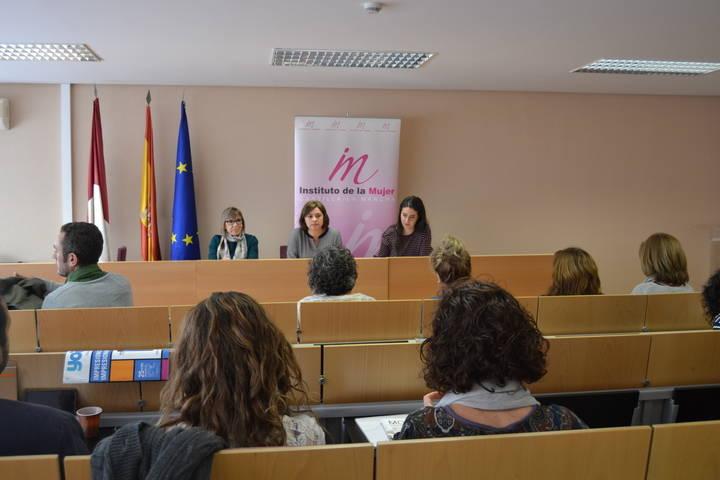 El Instituto de la Mujer forma a personal de Guadalajara sobre Asistencia Letrada a Mujeres y Menores Supervivientes de Violencia de Género