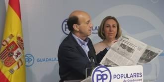 """El PP de Guadalajara denuncia a Page ante la Junta Electoral Provincial """"por dos incumplimientos en la Ley Electoral"""""""