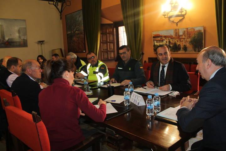 Las infracciones penales por cada mil habitantes han descendido en un 4,5% con respecto a 2014 en Guadalajara