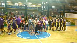 El presidente de la Diputación felicita al Guadalajara Basket por su ascenso a la Liga EBA
