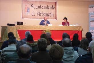 Latre defiende en Arbancón el papel de la Diputación para conseguir erradicar la despoblación rural