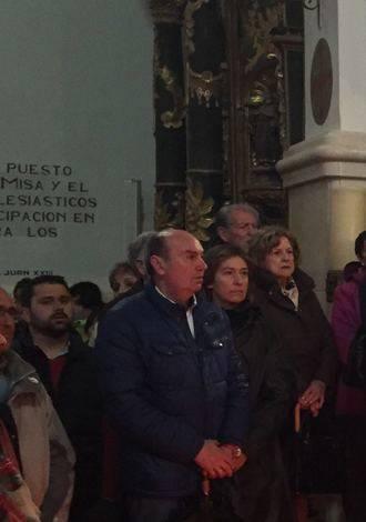 El presidente de la Diputación participa en la 52 Marcha a Barbatona, de Interés Turístico Provincial