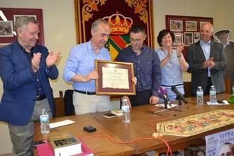 Luis Alberto de Cuenca, Arcipreste del Año en Hita