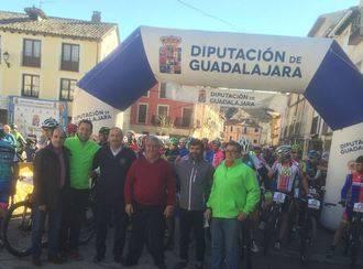 Más de 150 ciclistas disfrutaron del X Encuentro Mountain Bike de Tendilla