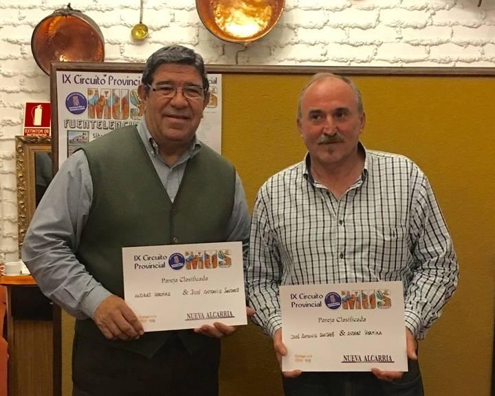 """Uceda acogió una """"sesión doble"""" del IX Circuito Provincial de Mus"""