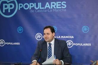 """Núñez acusa a Page de actuar """"con mala fe"""" en relación con el Hospital de Toledo"""