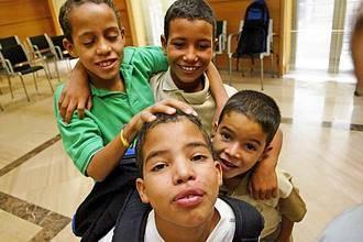 Falta una familia para que todos los niños saharauis disfruten de sus vacaciones en Guadalajara