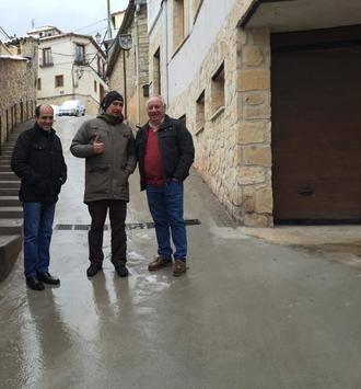La Diputación lleva a cabo diversas obras en Horche, Valdeavellano y Chiloeches