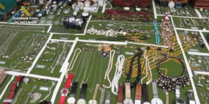 Desarticulado un grupo criminal que desde Azuqueca cometió por lo menos 23 robos en el Corredor del Henares
