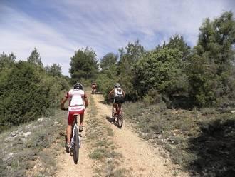El domingo 10, IV Bike Time-El Sotillo, segunda prueba del Circuito MTB Diputación de Guadalajara