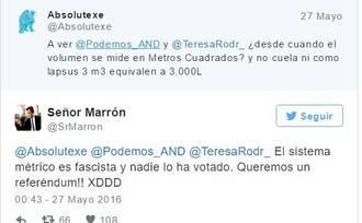 ¿Tiene la secretaria general de Podemos Andalucía la ESO? :