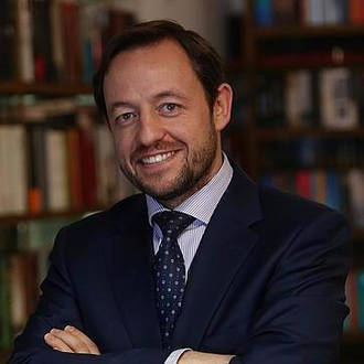 Francisco de la Torre, uno de los responsables del programa económico de Ciudadanos, viene a Guadalajara