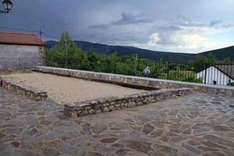 El Ayuntamiento de Tamajón mejora la antigua casa consistorial de Almiruete