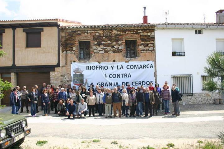 """Ecologistas en Acción afirma que la Junta """"está obsesionada en apoyar"""" las granjas de cerdos en la Sierra Norte"""