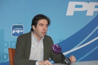 """Lorenzo Robisco asegura que el PP presenta 10 planes de empleo """"contundentes y claros"""" para que Castilla-La Mancha no regrese con el PSOE al furgón de cola de la economía"""