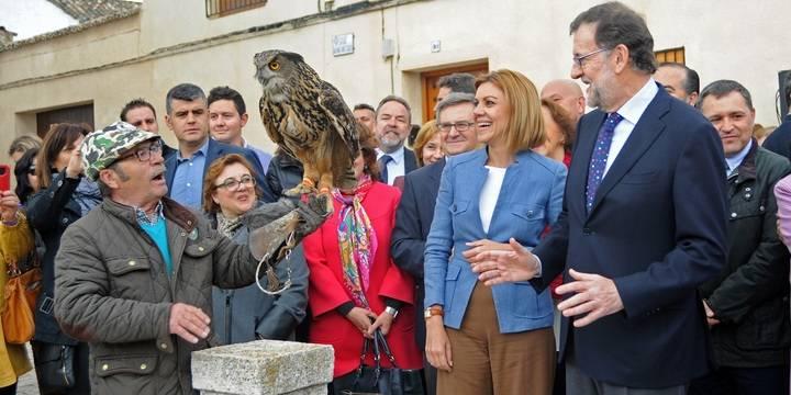 Rajoy vuelve a Castilla-La Mancha para defender la formación como fuente de empleo