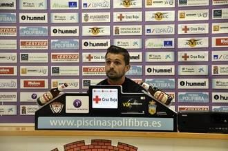 """Jaime: """"Este equipo no puede bajar nunca y eso se tiene que notar"""""""