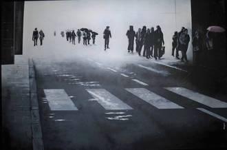Berguio expone su 'Blanco y negro' en La Galería de Guadalajara