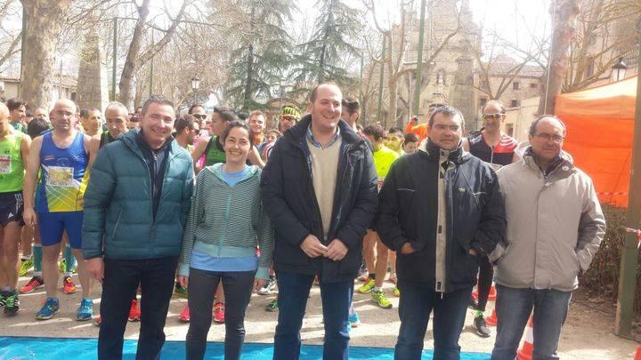 Gran inicio en Sigüenza del VII Circuito de Carreras Populares que organiza Diputación