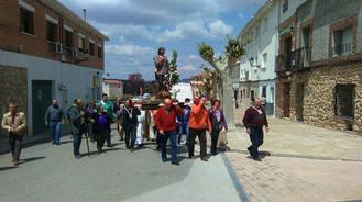 La Hermandad de Labradores de Almonacid mantiene la tradición de honrar a San Isidro