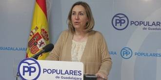 """Valmaña: """"Frente al postureo de otros, el PP ofrece a los españoles y a los guadalajareños el valor útil y seguro del trabajo bien hecho"""""""