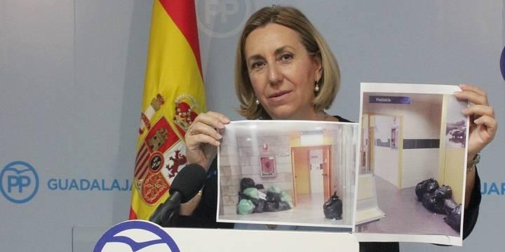 Valmaña se pregunta si Page ha venido a Guadalajara a explicar qué pasa con el campus universitario o el convenio sanitario