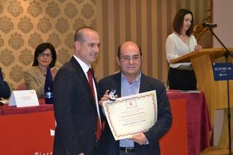 Alberto Rojo participa en la entrega de los VI Premios Emprendedores Molineses