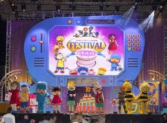 Quedan pocas entradas para disfrutar del Festival Clan en el Buero Vallejo
