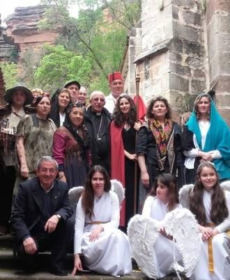 El Corpus Christi aúna en Guadalajara espíritu religioso, tradición y caridad
