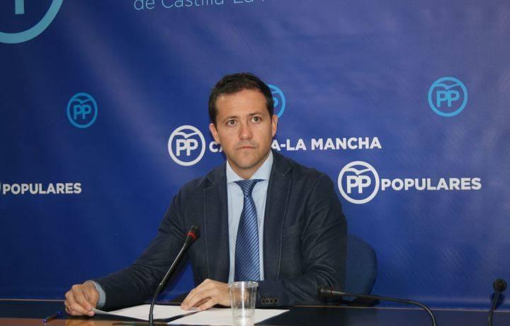 """Velázquez: """"Page y Podemos apuestan por la sanidad privada en Castilla-La Mancha"""""""