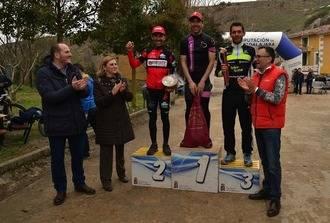 Cerca de 400 ciclistas participaron en la V Bike-time de El Sotillo
