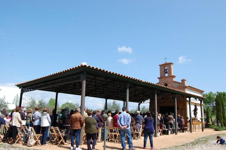 """Yunquera de Henares celebra la festividad de """"San Isidro Labrador"""" con el tradicional reparto del """"Chusco"""""""