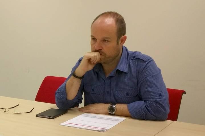 Alejandro Ruiz, de Ciudadanos Guadalajara, coordinará toda la campaña 'naranja' a nivel regional