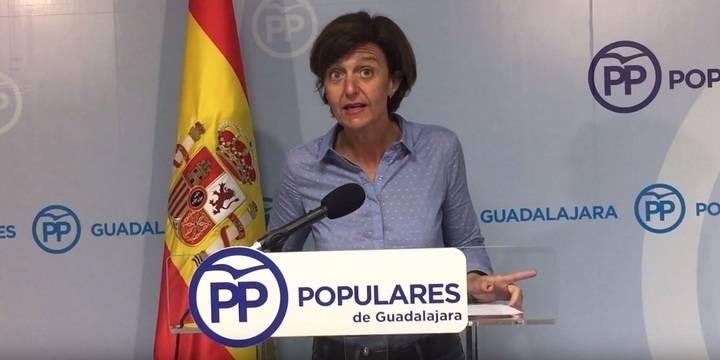 """Ana González: """"Page quiere que el proyecto del Campus Universitario de Guadalajara muera lentamente"""""""